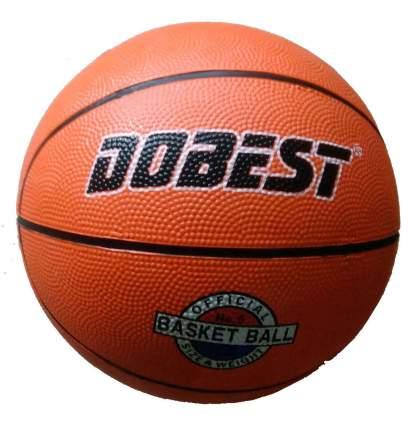 Баскетбольный мяч Dobest RB5 №5 brown