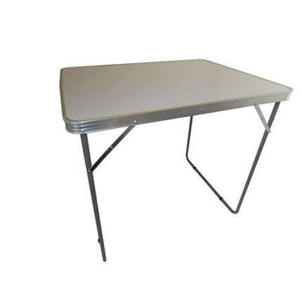 Туристический стол PT-021 белый/серебристый