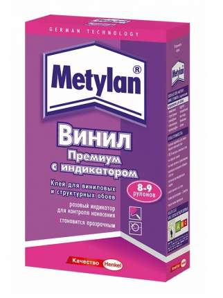 Клей для обоев Metylan Винил премиум с индикатором 250 г