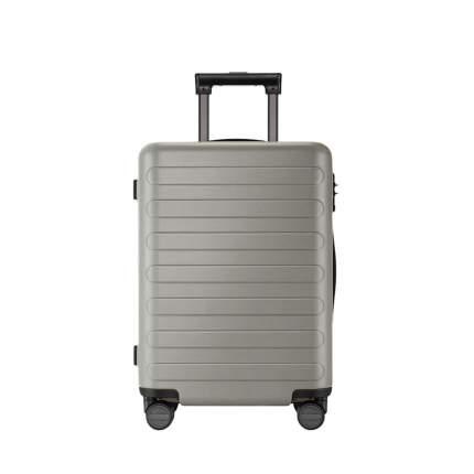 "Чемодан Xiaomi Ninetygo Business Travel  Luggage 24"" light grey M"