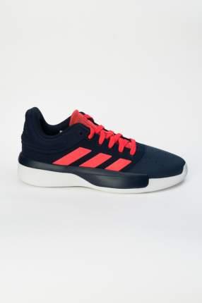 Кроссовки мужские Adidas Pro Adversary Low 2019 синие 40,5 RU