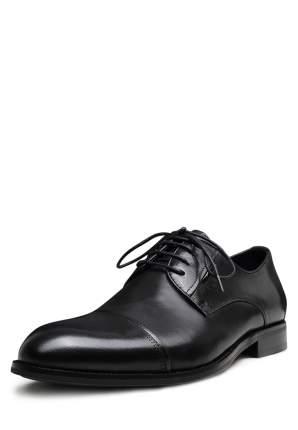 Туфли мужские Pierre Cardin 03407090 черные 40 RU
