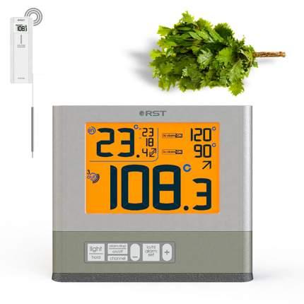 Электронный термометр для бани с радиодатчиком RST 77110