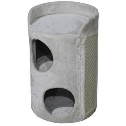 Домик для кошек Nobby Grado, кремовый, 37х37х56 см