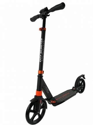 Городской самокат Sportsbaby City Scooter MS-106 черный