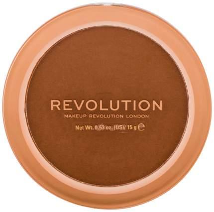 Бронзер Makeup Revolution Mega Bronzer 15 г 02 Warm