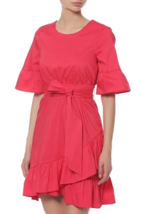 Платье женское ANNA RITA N E18505/PO055/522 красное 42 IT