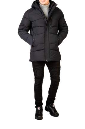 Куртка мужская WINTERRA 19-8W03 синяя 50 RU