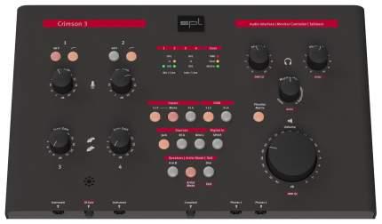 Звуковая карта SPL Crimson Crimson 3 blk 1700