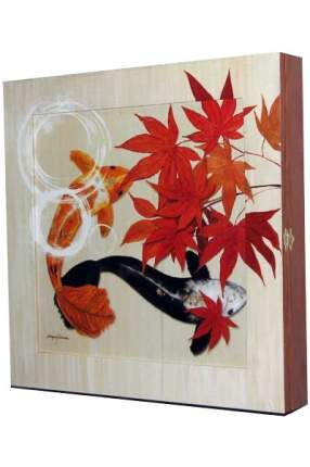 "Ключница ""Morgan Yamada - Floating Vibrant"""