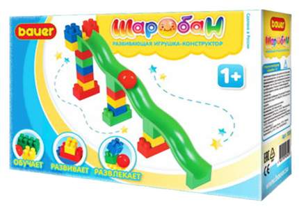 Конструктор для малышей Мир пластика Шаробан-4 555b