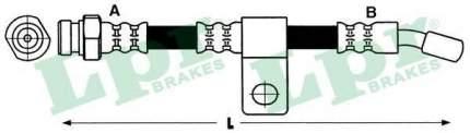 Шланг тормозной системы Lpr 6T48084
