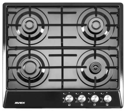 Встраиваемая варочная панель газовая AVEX NS 6040 B Black
