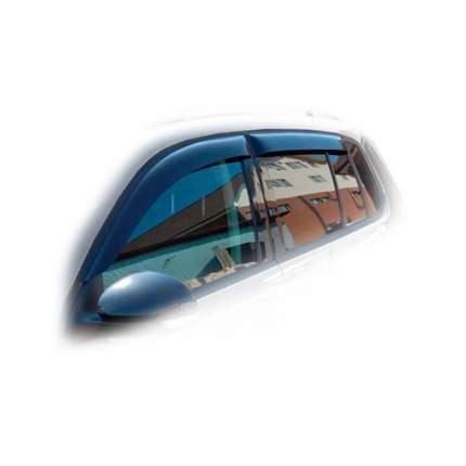 Дефлекторы на окна CA Plastic для Volkswagen Tiguan 2012–2017 полупрозрачный