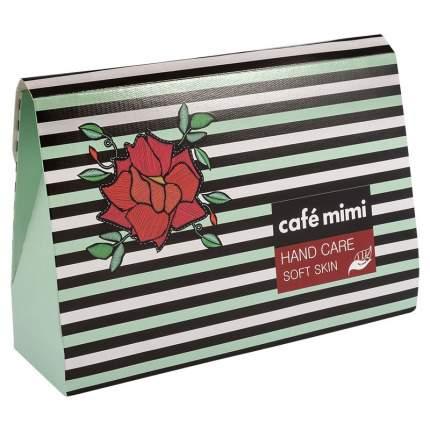 Подарочный набор для женщин Cafe mimi Soft skin Hand care