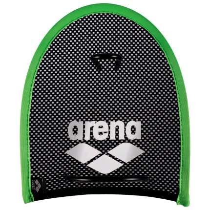 Лопатки для плавания Arena Flex Paddles 1E554 зеленые (65) M