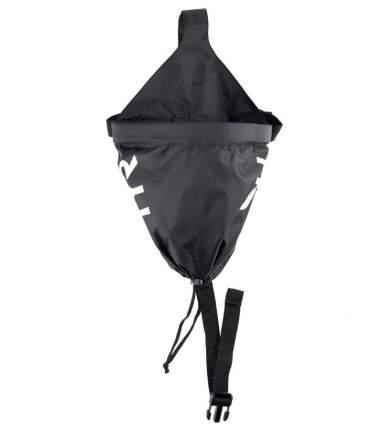 Тормозной парашют на доску для плавания TYR Riptide Kickboard Attachment LKBATCH черный