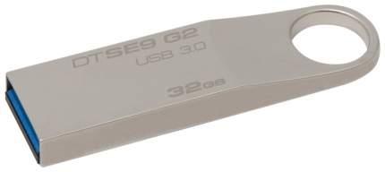 USB-флешка Kingston DataTraveler SE9 G2 32GB Silver (DTSE9G2/32GB)