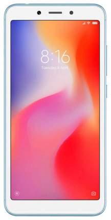 Смартфон Xiaomi Redmi 6 64Gb EU Blue
