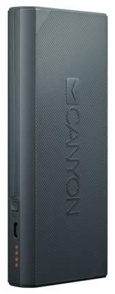 Внешний аккумулятор CANYON CNE-CPBF100DG 10000 мА/ч Grey