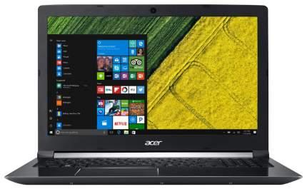 Ноутбук игровой Acer Aspire 7 A717-72G-754U NH.GXDER.007