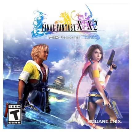 Игра для Nintendo Switch Final Fantasy X / X-2 HD Remaster