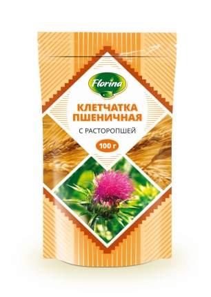 Клетчатка пшеничная Florina с расторопшей 100 г