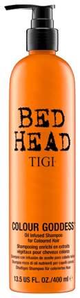 Шампунь Tigi Bed Head Colour Goddess Oil Infused 400 мл