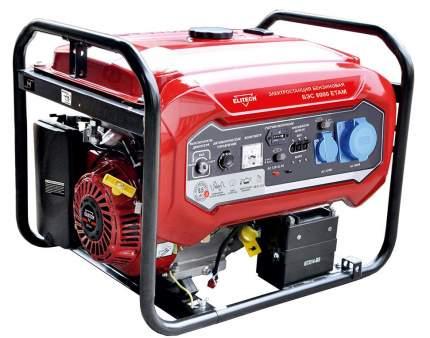 Бензиновый генератор Elitech БЭС 8000 ЕТАМ