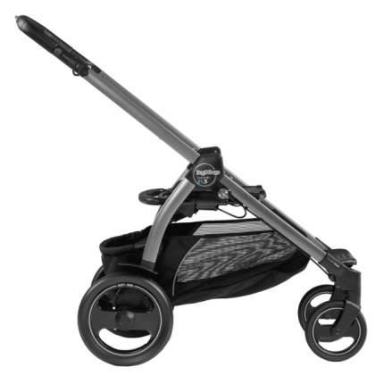 Шасси для коляски Peg-Perego BOOK 51 TITANIA B/W, (черный/белый)