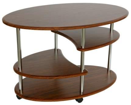 Журнальный стол Калифорния 57х90х60 см, коричневый