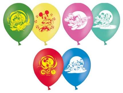 Воздушные шары Europa Uno Trade Disney Микки Маус 5 шт.