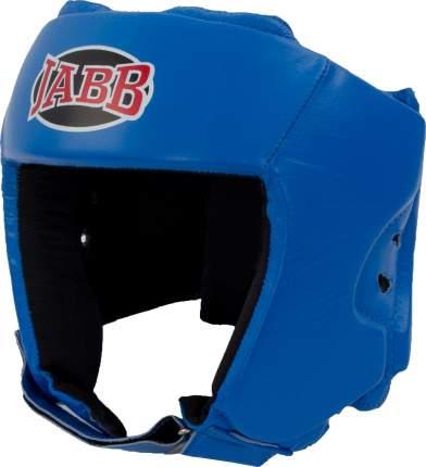 Боксерский шлем Jabb JE-2004 синий XL