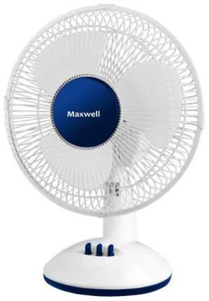 Вентилятор настольный Maxwell MW-3521 white