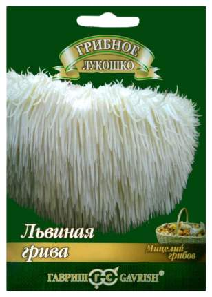 Мицелий грибов Гриб Львиная грива 12 шт, Гавриш