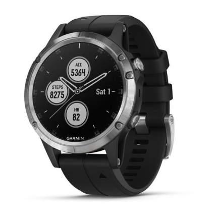 Смарт-часы Garmin Fenix 5 черные