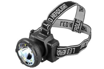 Туристический фонарь Ultraflash LED5367 черный, 2 режима
