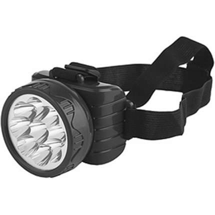 Туристический фонарь Трофи TG9 черный, 2 режима