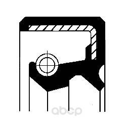 Сальник ступицы 100x120x12 volvo fl6 Corteco 12011209B