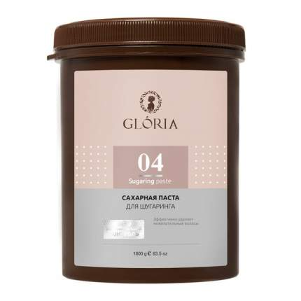 Сахарная паста для депиляции Gloria sugaring & spa «Ультра-мягкая» 1800 гр