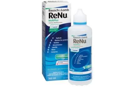 Раствор ReNu Multi Plus 360 мл