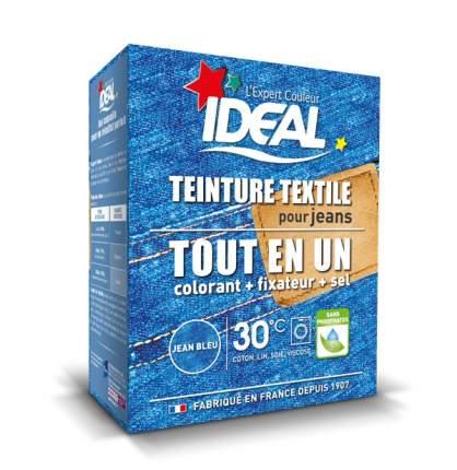 Краска для окрашивания джинсов Ideal синяя, 350 г