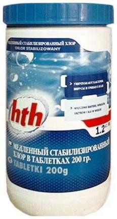 Дезинфицирующее средство для бассейна HTH C800501H2 1,2 кг