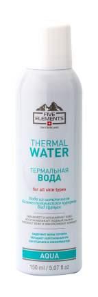 Термальная вода Five Elements Мягкая