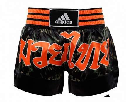 Шорты Adidas Thai Boxing Short Sublimated, camo, XL INT