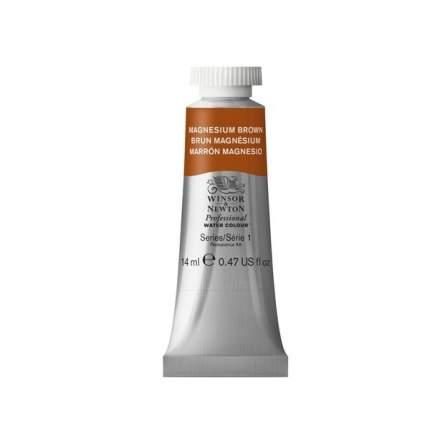 Акварель Winsor&Newton Professional магний коричневый 14 мл