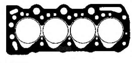 Прокладка гбц GLASER H2761020