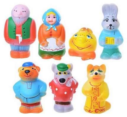 Игровой набор Игрушки Колобок 7 фигурок