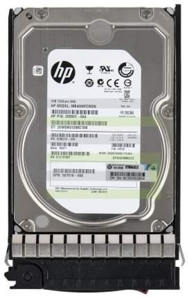 Внутренний жесткий диск HP 4TB (MB4000FCWDK)