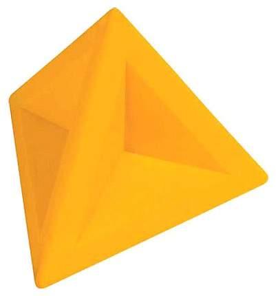 Ластик Brunnen Треугольный BR29974-42